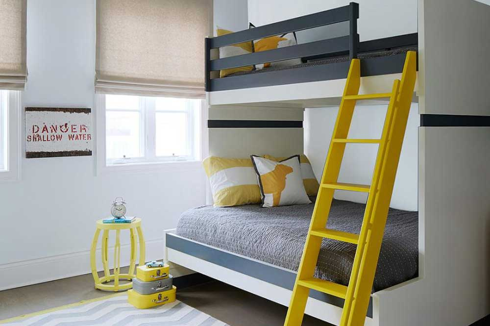 ایده برای اتاق خواب نوجوان پسرانه