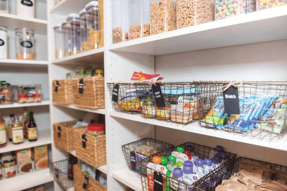 طرح های کابینت آشپزخانه mdf : اکسسوری