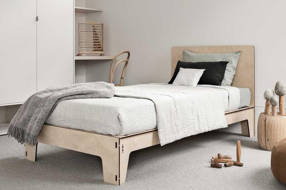 ابعاد تخت یک نفره بزرگ