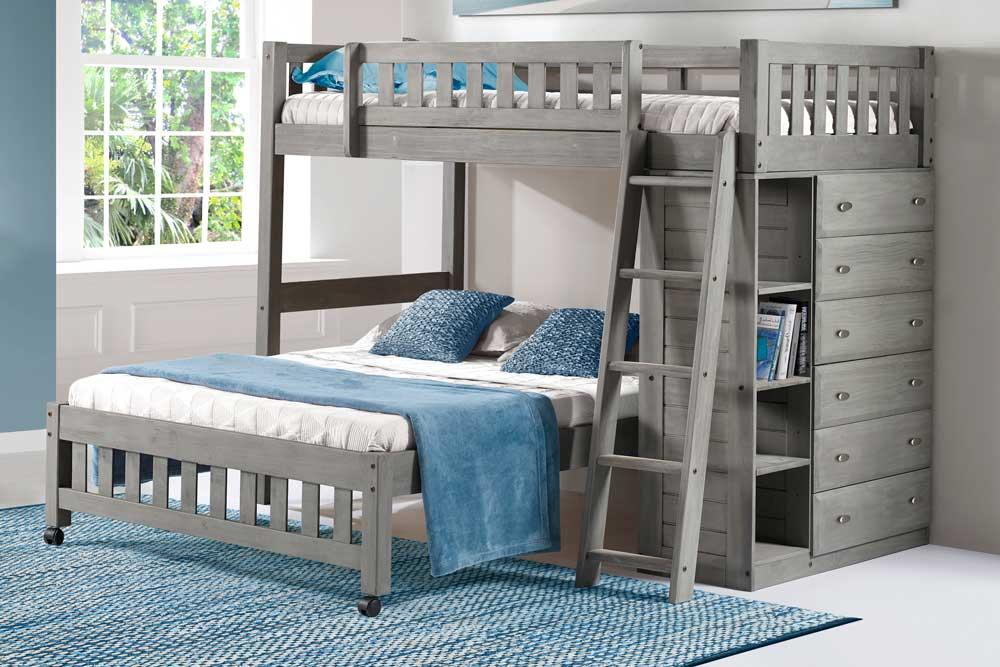مدل جدید تخت نوجوان دو طبقه