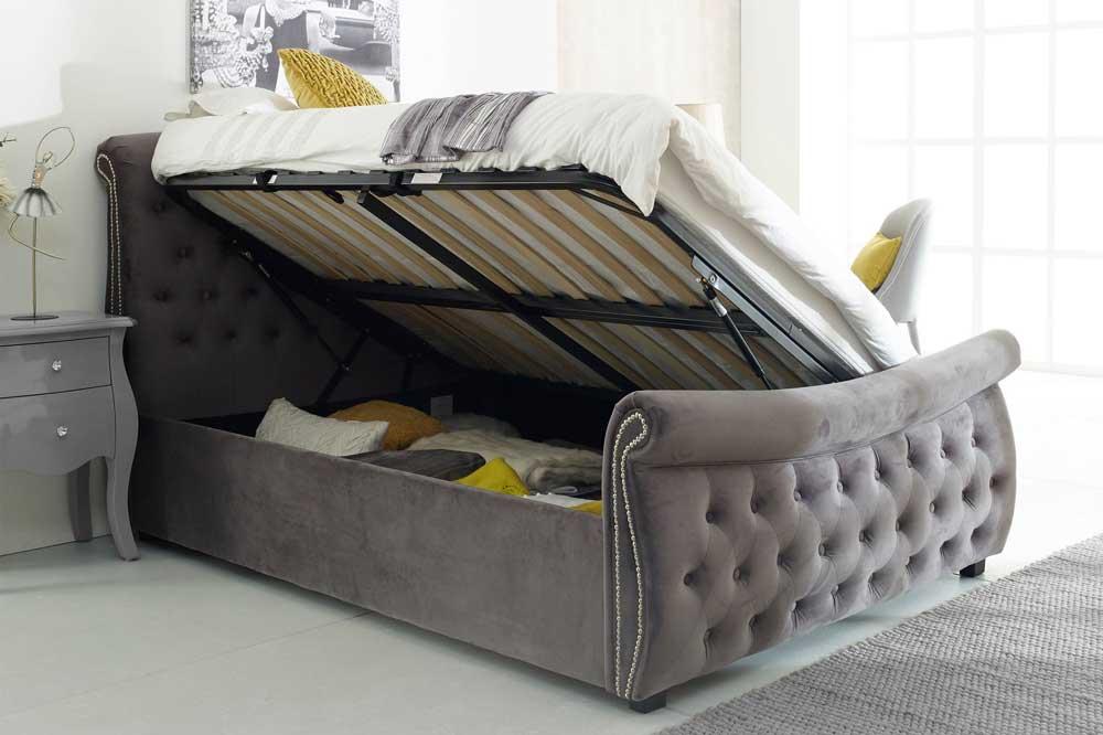 انواع تخت خواب دو نفره جک دار