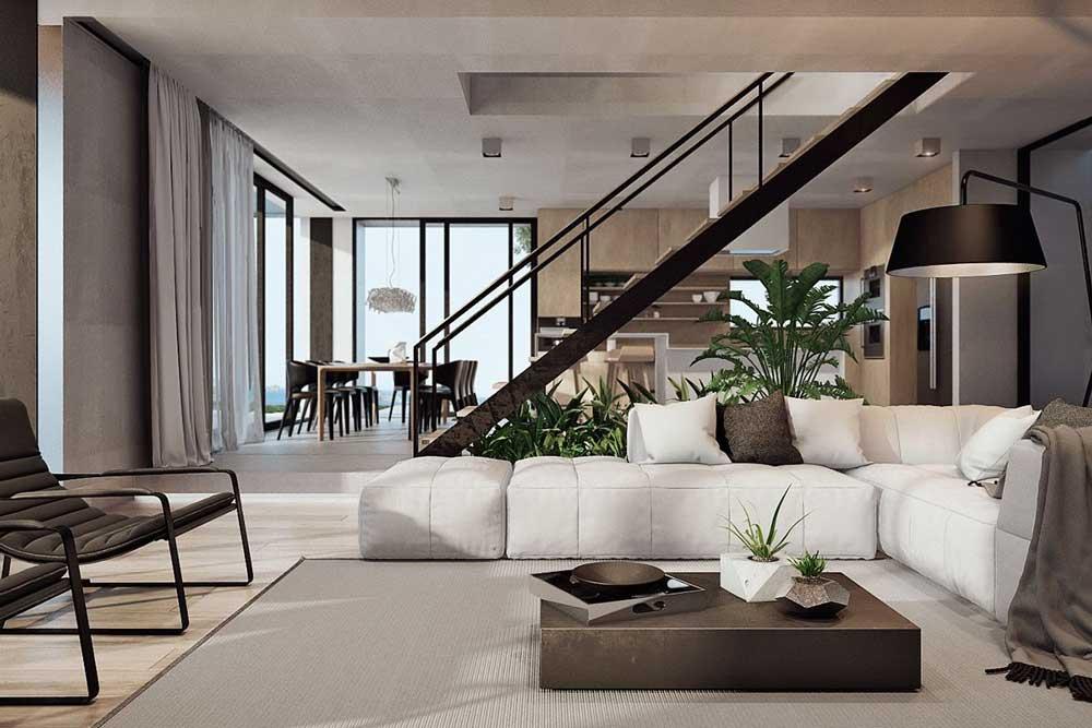 چگونه طراحی مدرن خانه انجام دهیم؟