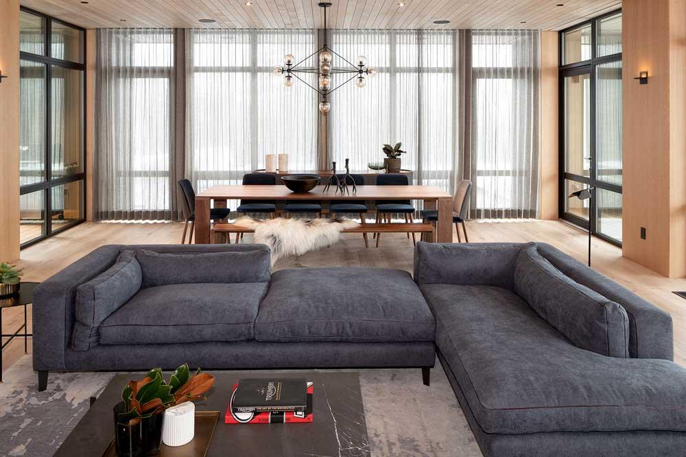 نورپردازی در طراحی مدرن خانه