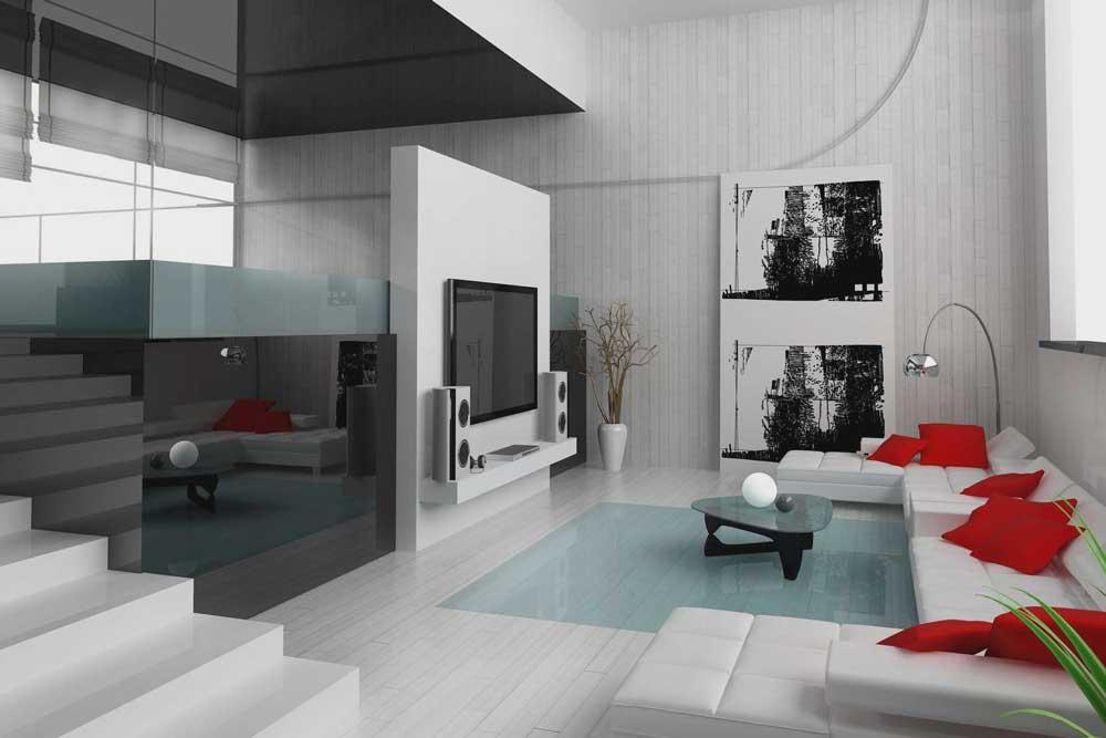 نکات طراحی مدرن خانه