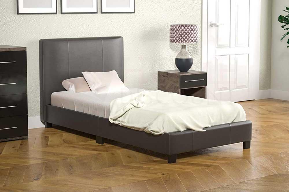 ابعاد تخت یک نفره استاندارد
