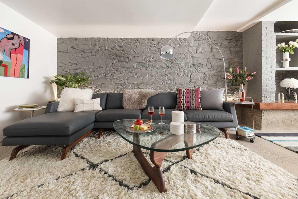 مبلمان در طراحی مدرن خانه