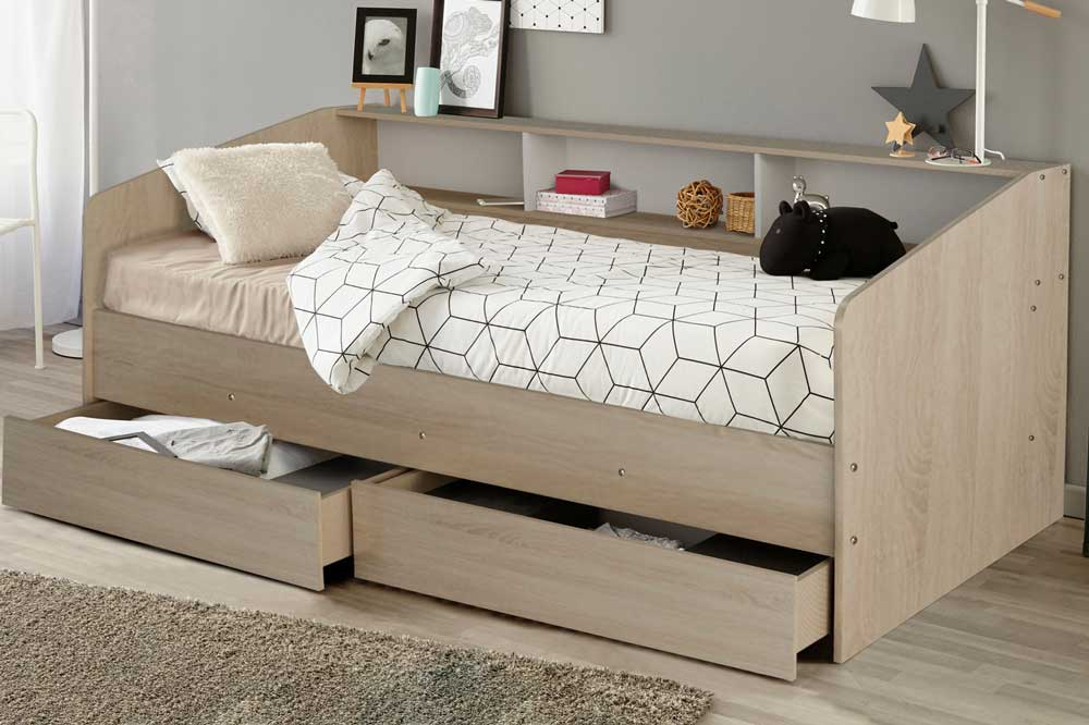 ابعاد استاندارد تخت یک نفره