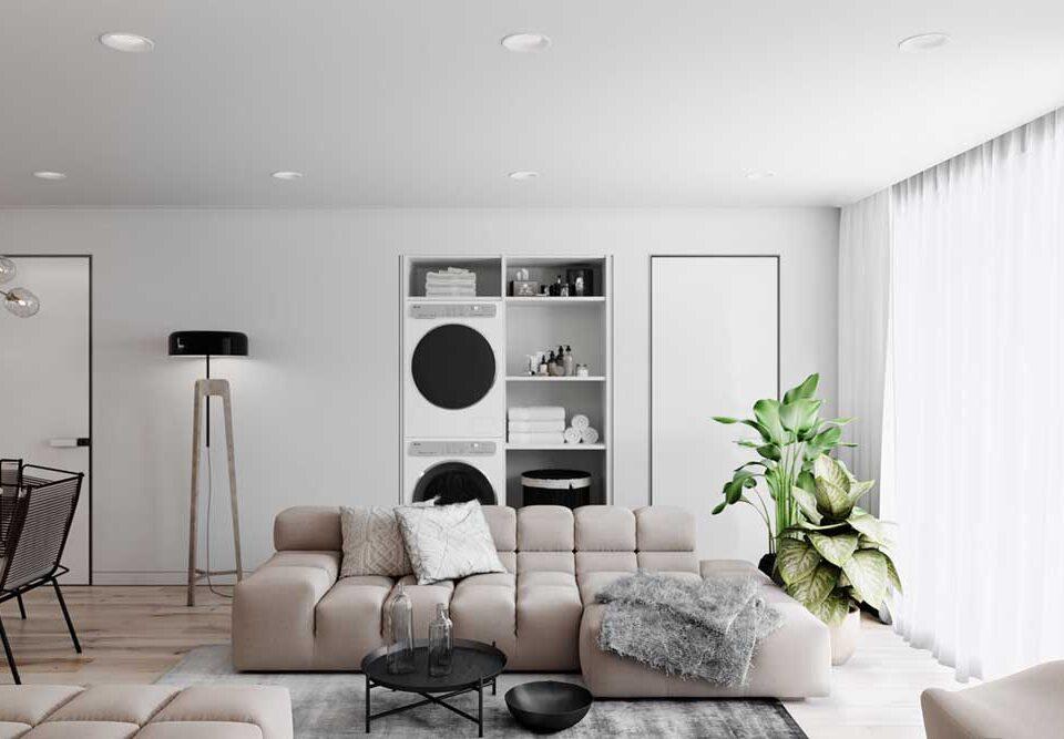 چگونگی طراحی مدرن خانه