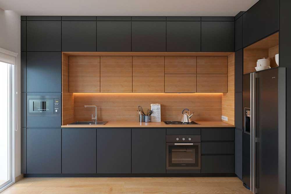 آشپزخانه در طراحی مدرن خانه