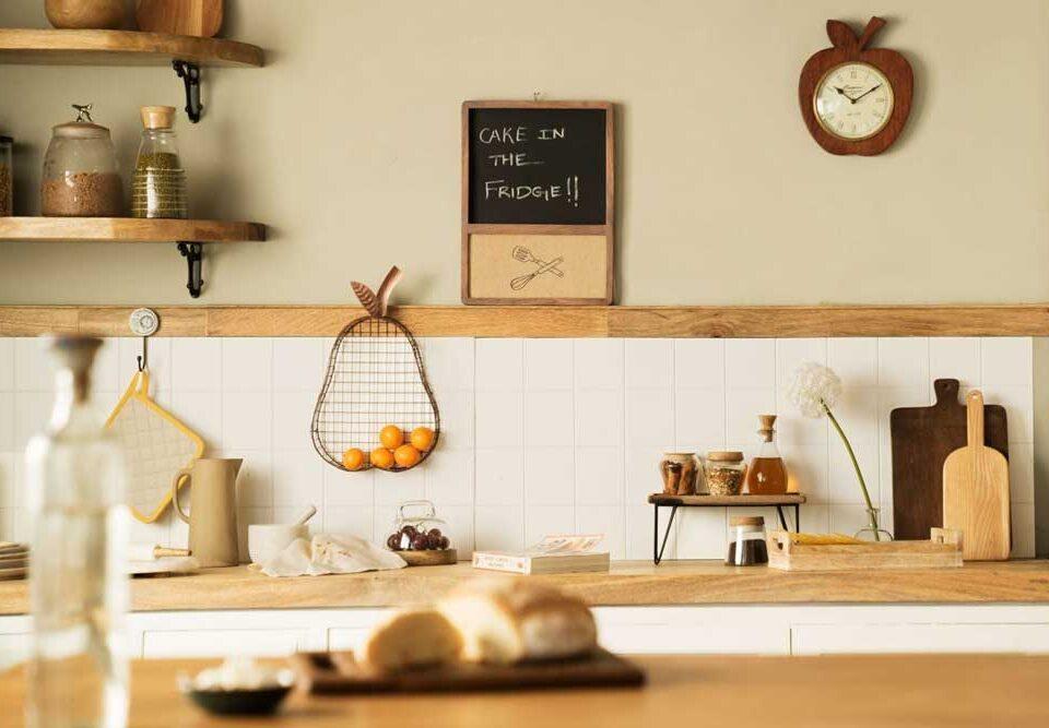 خلاقیت در دکوراسیون آشپزخانه