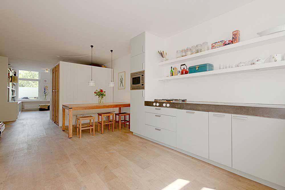 ویژگی های آشپزخانه بدون اپن