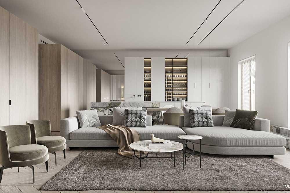 اکسسوری در طراحی مدرن خانه