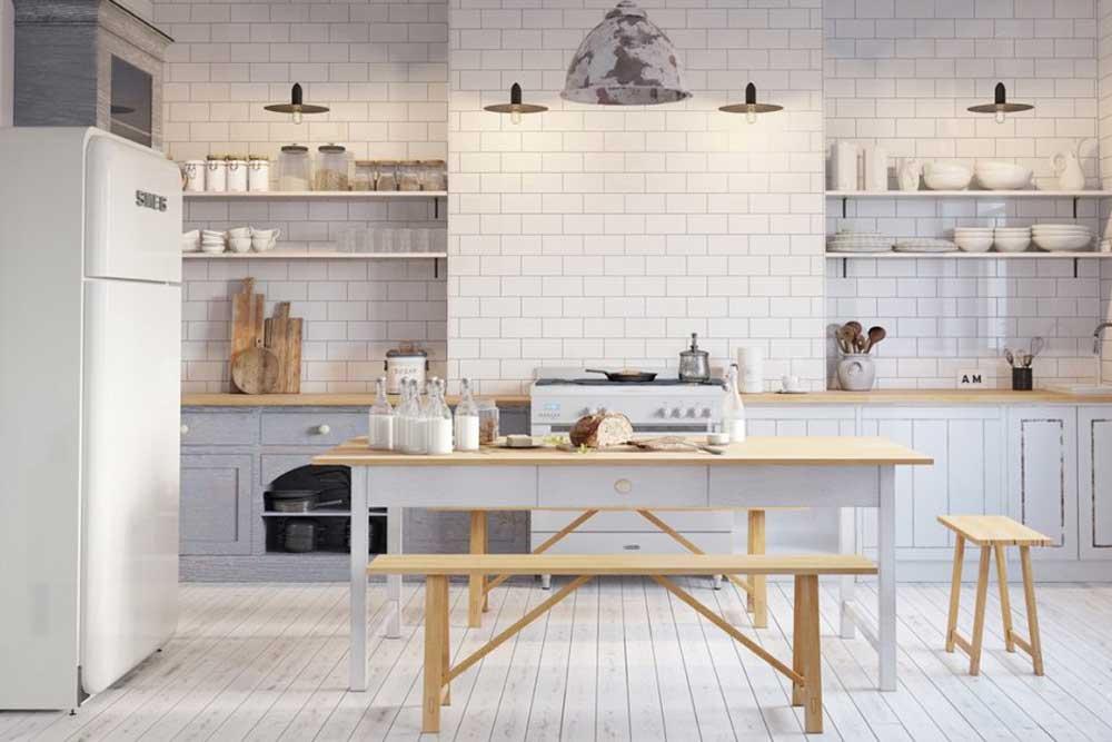 آَشپزخانه بدون اپن یا اپن دار؟ کدام بهتر است؟