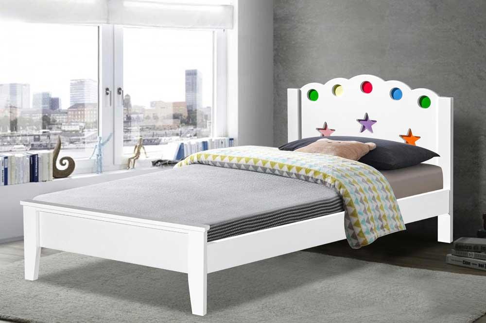 مدل تخت خواب یک نفره mdf
