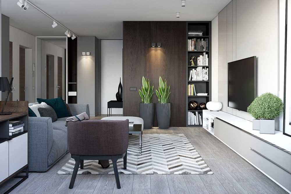 دکوراسیون داخلی آپارتمان کوچک : لوازم ضروری در دکوراسیون
