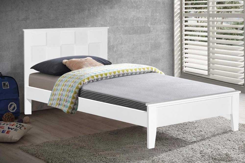 تخت خواب یک نفره mdf