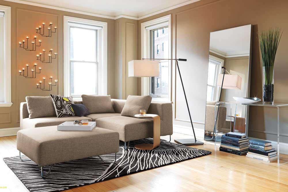 دکوراسیون داخلی آپارتمان کوچک : روشنایی