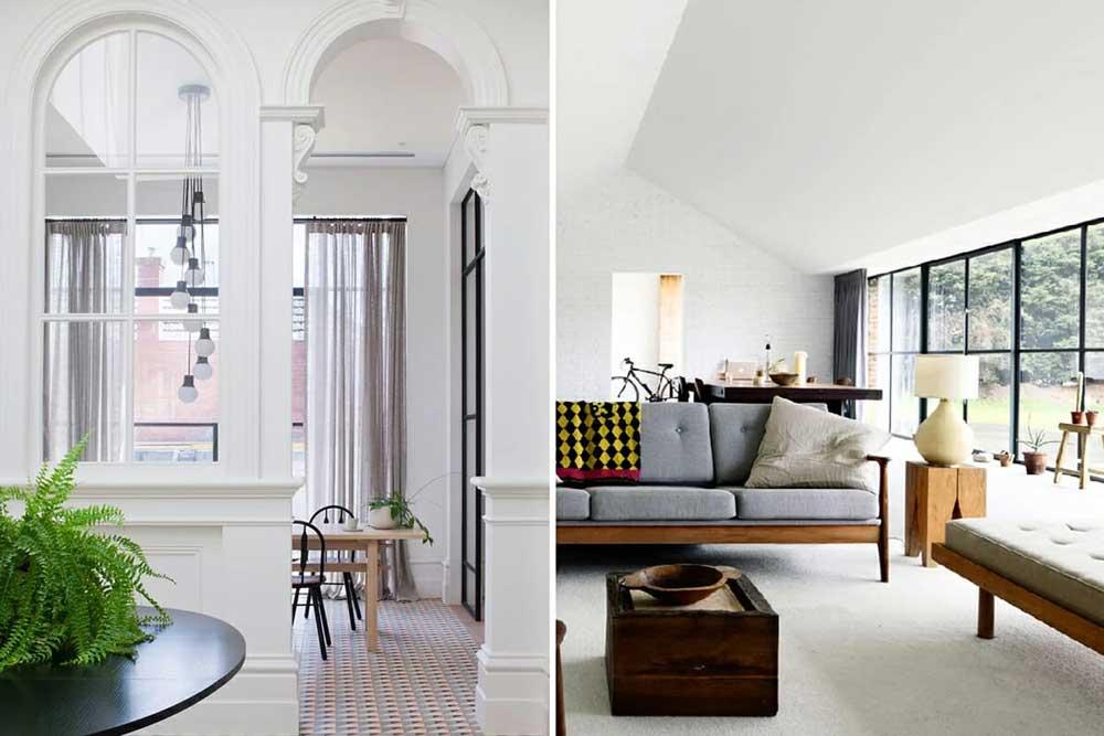 طراحی دکوراسیون داخلی مدرن