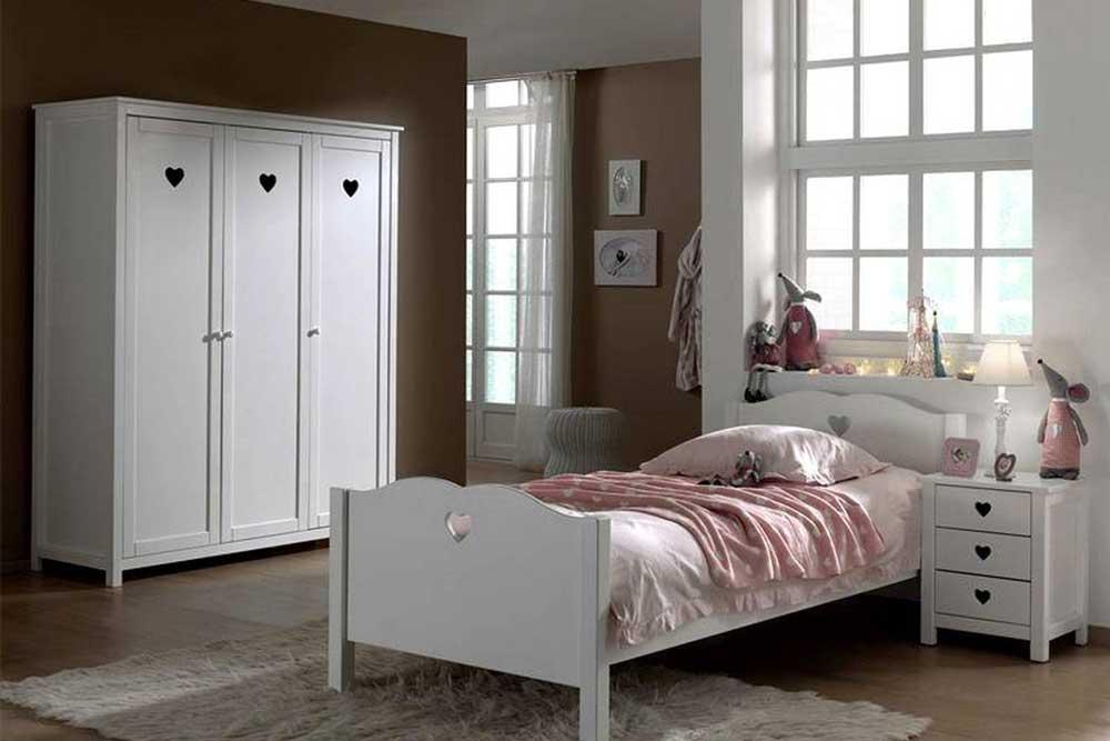 انواع تخت خواب یک نفره mdf