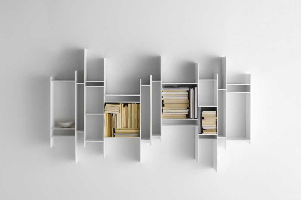 مدل کتابخانه جدید