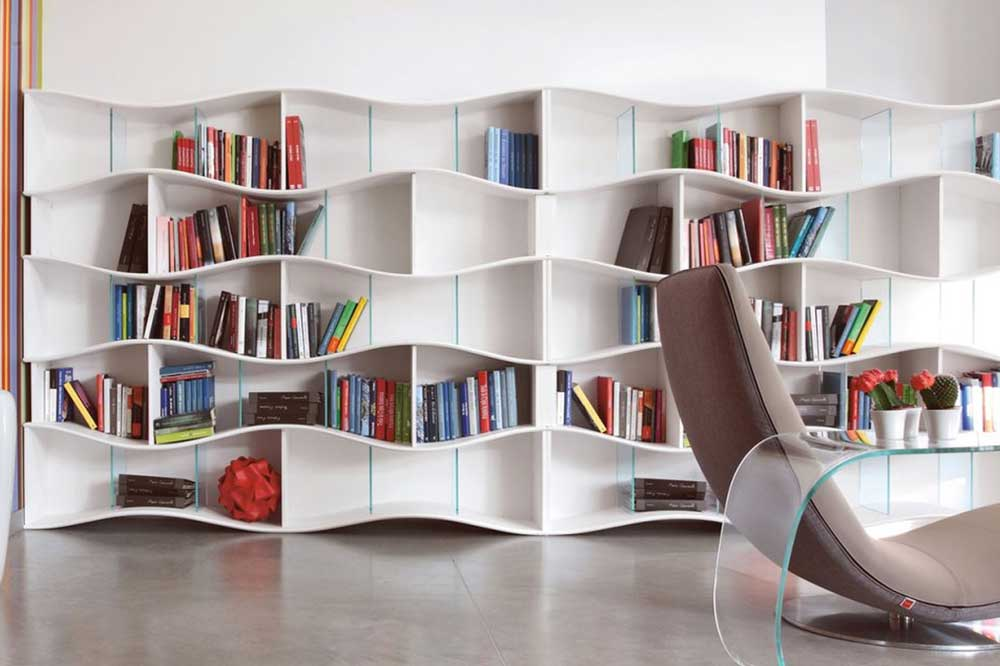 مدل کتابخانه ام دی اف خاص