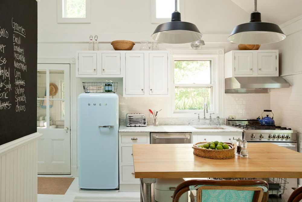 طراحی کابینت آشپزخانه کوچک : چیدمان درست